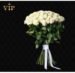 Bukiet Białych Róż VIP