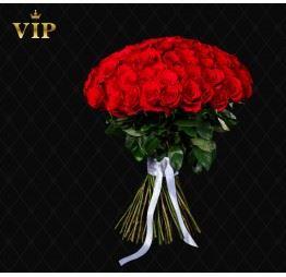 Bukiet Czerwonych Róż VIP