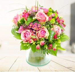 Różowy świt