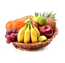 Kosz owoców